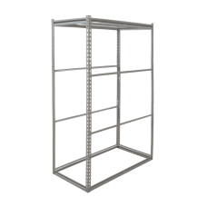 100A Low Profile Boltless Shelving WITHOUT Decking