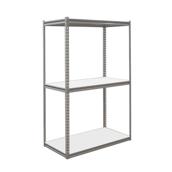 100B Medium Duty Shelving w/ Laminate Board
