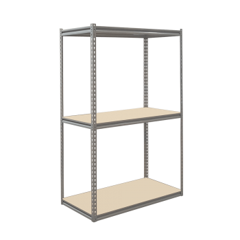 100B Medium Duty Shelving w/ Particle Board