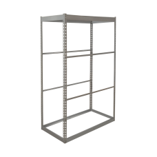 200A Low Profile Boltless Shelving NO Decking