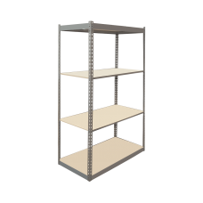 200A Low Profile Boltless Shelving Particle Board Decking