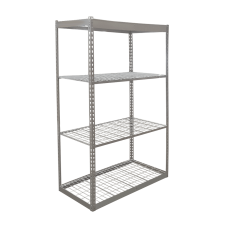200A Low Profile Boltless Shelving Wire Decking