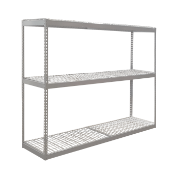 200B Heavy Duty Boltless Shelving Wire Decking