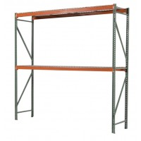Bulk Rack Starter Units w/ Wire Mesh Decking