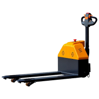 EKKO EP15J Full Electric Walkie Pallet Jack 3300lbs Max Capacity
