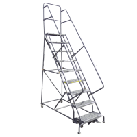 GSW Series Rolling Ladders