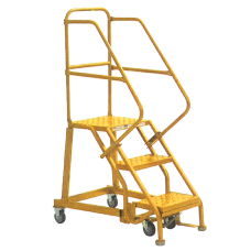 GSX Series 16-Inch Wide Rolling Ladders