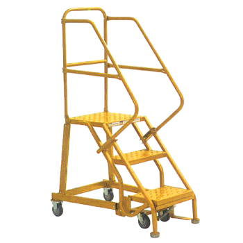 GSX Series 16-Inch Wide Rolling Ladders