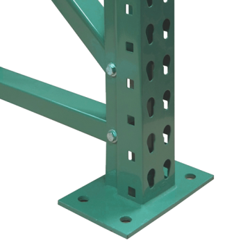 Standard Duty Pallet Rack Upright
