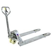 Galvanized Manual 27x48 Pallet Jack 6600# Nylon Wheels